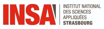 Logo of Plateforme pédagogique - INSA Strasbourg