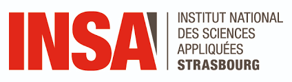 Logo de Plateforme pédagogique - INSA Strasbourg